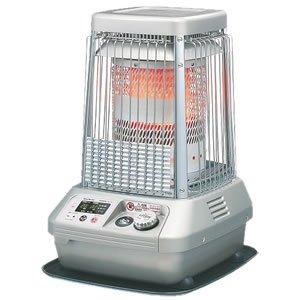 温風&放射の2ウェイ暖房